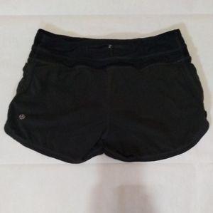 🍋 Lululemon Shorts black Workout Bottoms
